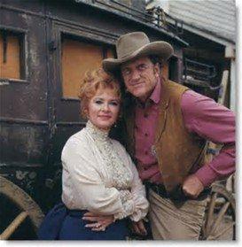 Kitty and Matt Dillon Entertained Many Western Fans