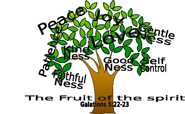 Christian Virtues Fruitful Life KittysbookCom