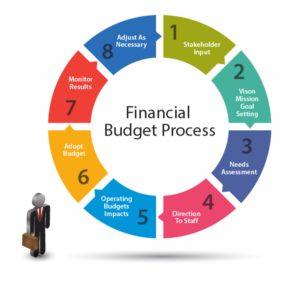 KittysBook.com Organization Budgets