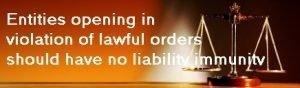 Kittysbook.Com Liability Immunity Regarding Covid-19